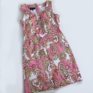 Jones New York Paisley Dress